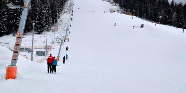 Žiarce Ski centrum