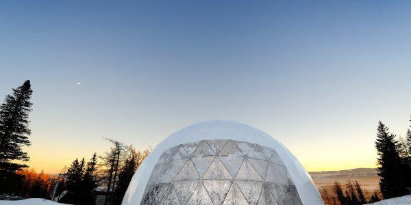 Ľadový Dóm / Ice Dome