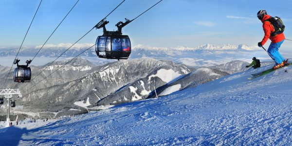 Ski centrum Jasná, Nízke Tatry / Ski centrum Jasná, Low Tatras