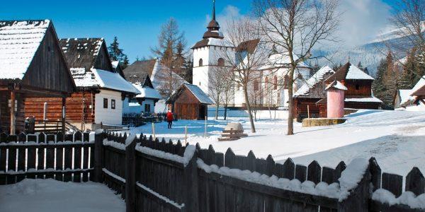 múzeum Liptovskej dediny / Museum of Liptov village