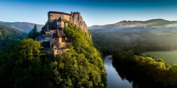 Oravský hrad / Orava castle