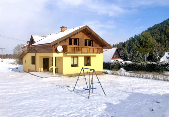 Chata Ski Chopok Demanovska Dolina Jasna